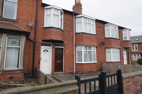 2 bedroom apartment to rent - Chillingham Road, Heaton