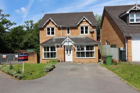 4 bedroom detached house to rent - Bassetts Field, Thornhill