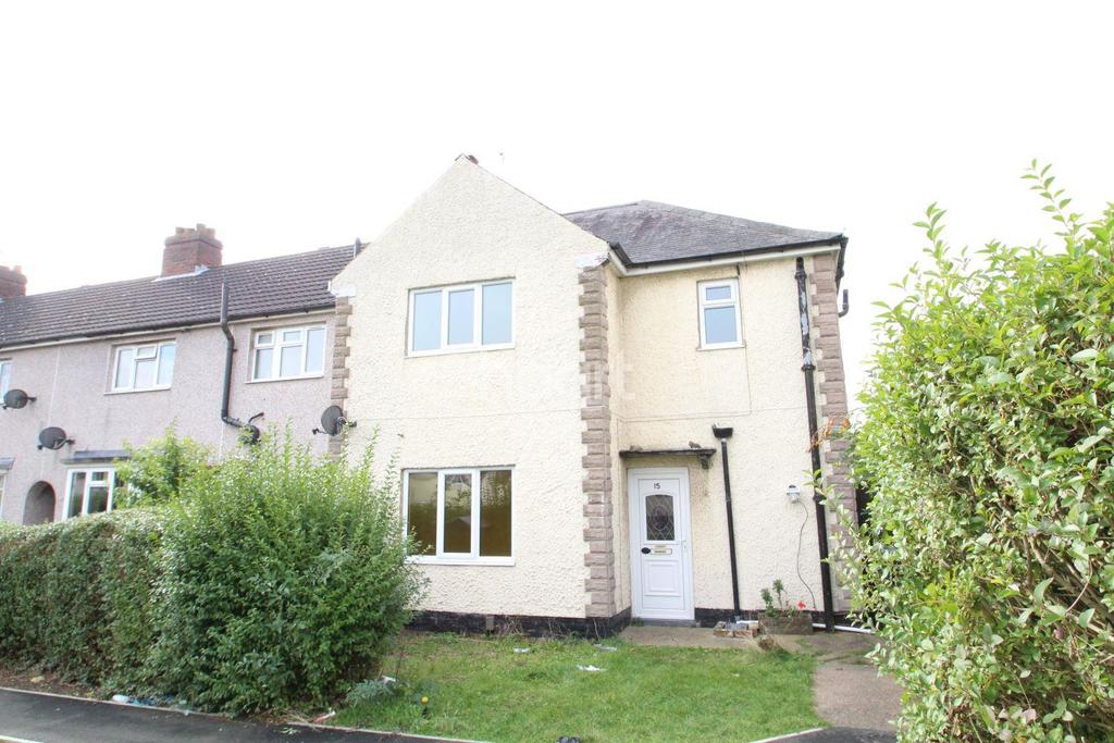 3 Bedrooms End Of Terrace House for sale in Scott Gardens, Lincoln