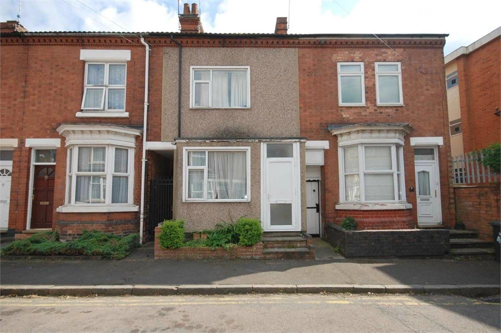 3 Bedrooms Terraced House for sale in Worcester Street, RUGBY, Warwickshire