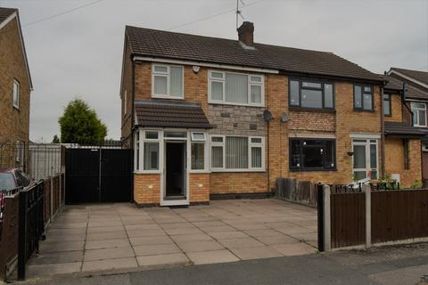 3 bedroom semi-detached house to rent - Lynmouth Drive, Wigston, Leicester