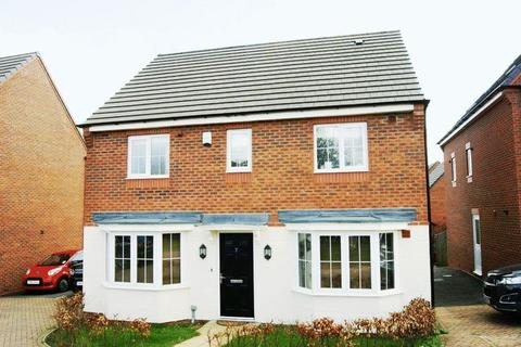 4 bedroom detached house to rent - Bailey Drive, Mapperley