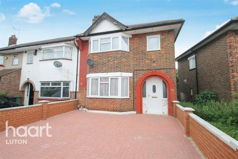 3 bedroom terraced house to rent - Wilsden Avenue, Luton