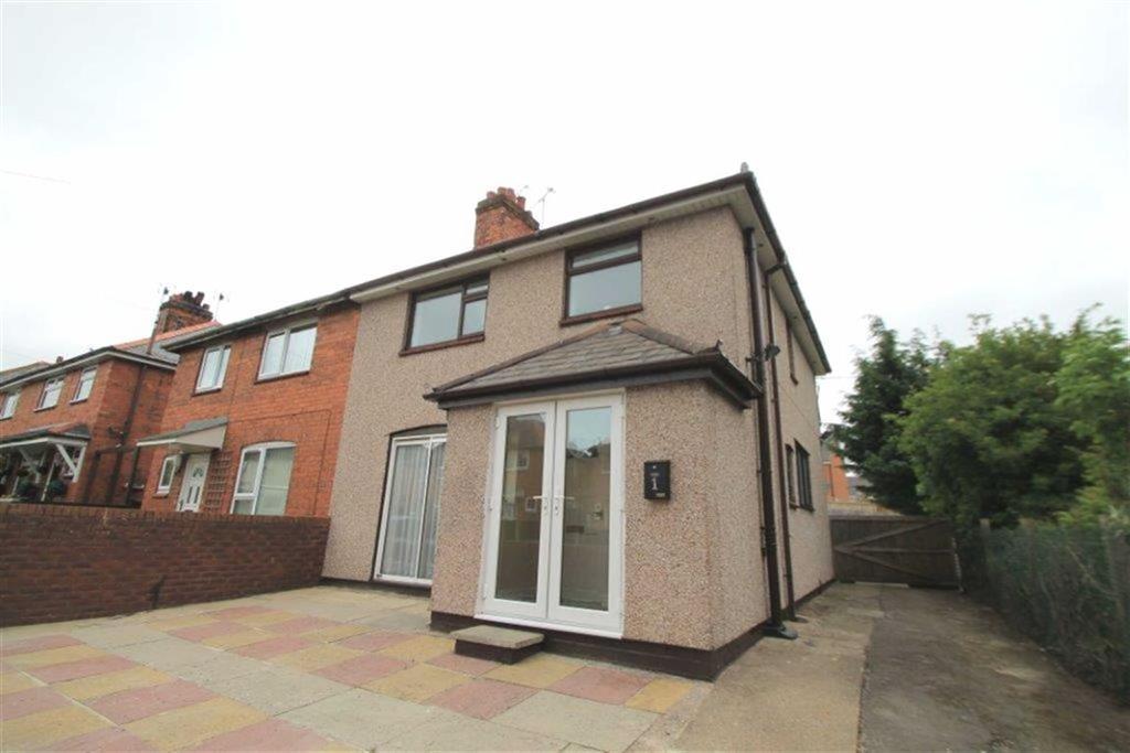 3 Bedrooms End Of Terrace House for sale in Ffordd Y Gaer, Bradley, Wrexham