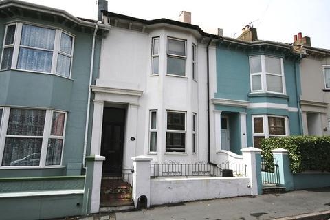 3 bedroom terraced house to rent - Queens Park Road, Brighton BN2