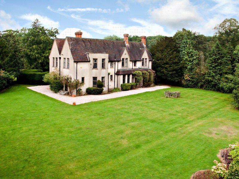 9 Bedrooms Equestrian Facility Character Property for sale in Hatchet Lane, Winkfield, Windsor, Berkshire, SL4