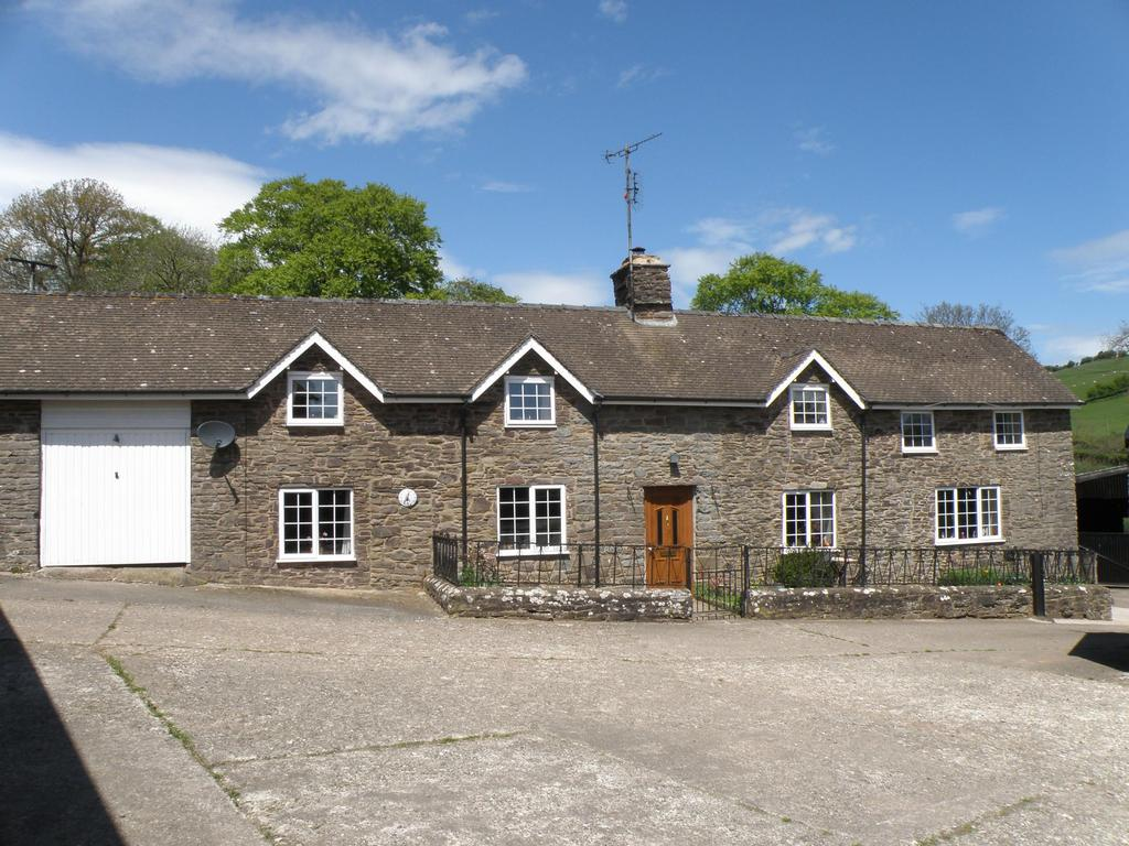 4 Bedrooms Equestrian Facility Character Property for sale in Newcastle, Craven Arms, Shropshire
