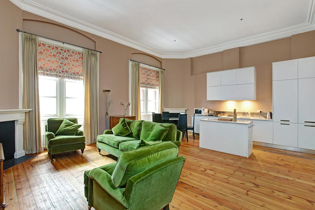 Image 1 Of 9 Two Bedroom Apartment To Rent In St Pancras Chambers