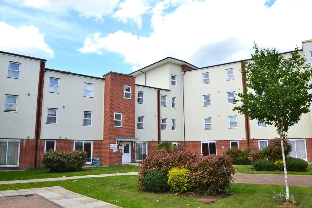 2 Bedrooms Apartment Flat for sale in Broomwade Close, Ipswich, Suffolk, IP2 0ED