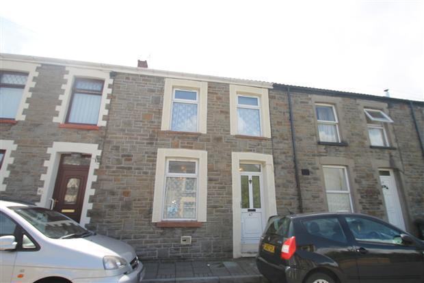 2 Bedrooms Terraced House for sale in Church Street, Penrhiwceiber