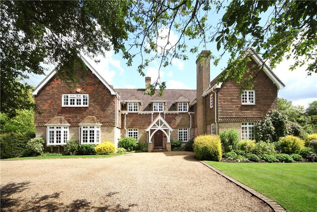 5 Bedrooms Detached House for sale in Weston Patrick, Basingstoke, Hampshire, RG25