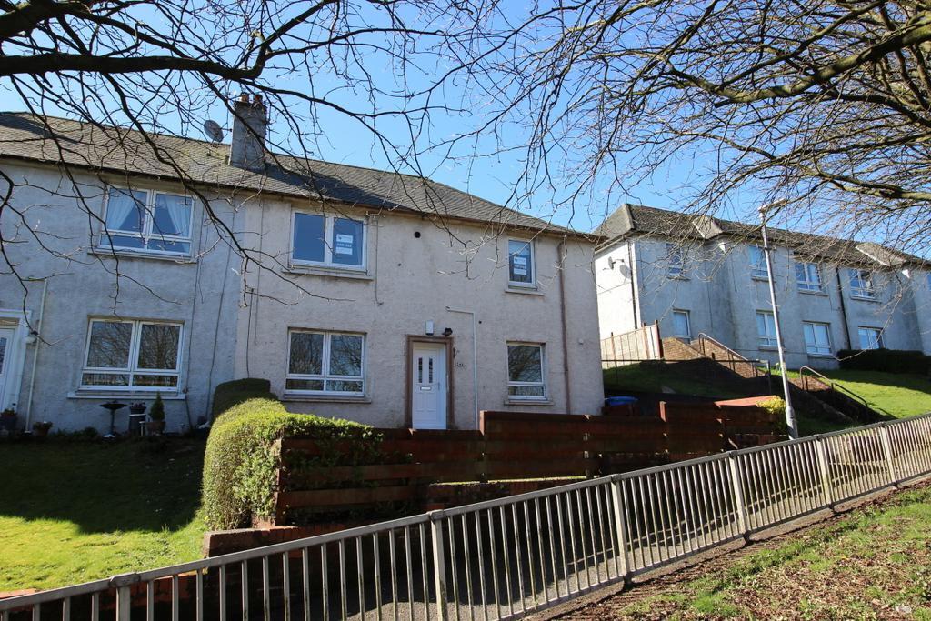 2 Bedrooms Flat for sale in 244 Duntocher Road, Parkhall, G81 3JH