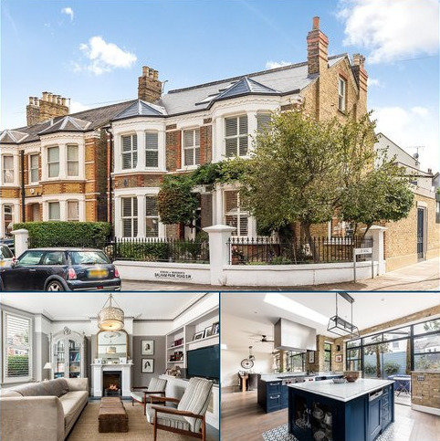 5 bedroom semi-detached house for sale - Balham Park Road, Wandsworth, London, SW12