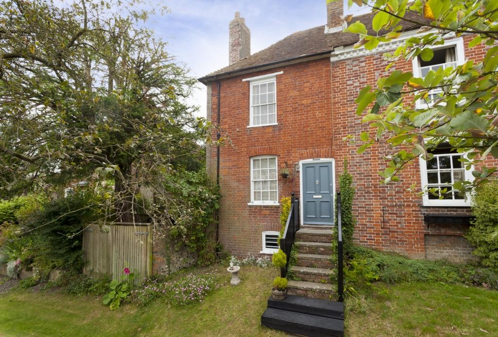 2 Bedrooms End Of Terrace House for sale in High Street, Elham, CT4