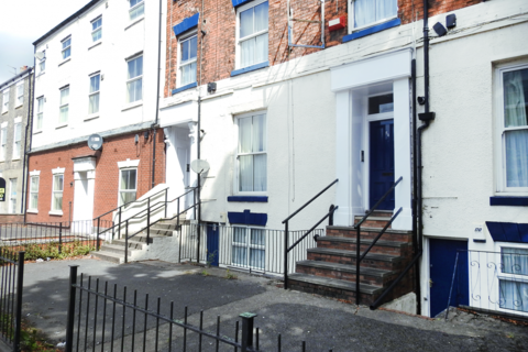 1 bedroom terraced house to rent - Spring Bank, HU3