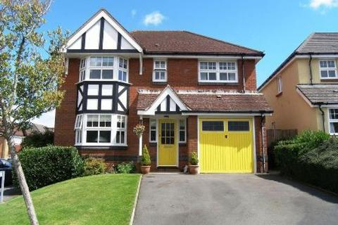 4 bedroom detached house to rent - Maes Y Crofft, Morganstown