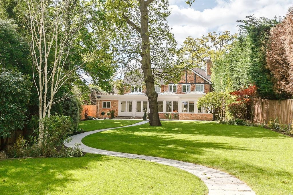 6 Bedrooms Detached House for sale in St. Leonards Hill, Windsor, Berkshire, SL4