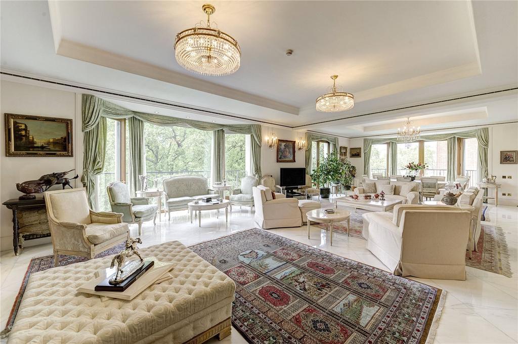 5 Bedrooms Flat for sale in Park Lane, Mayfair, London, W1K