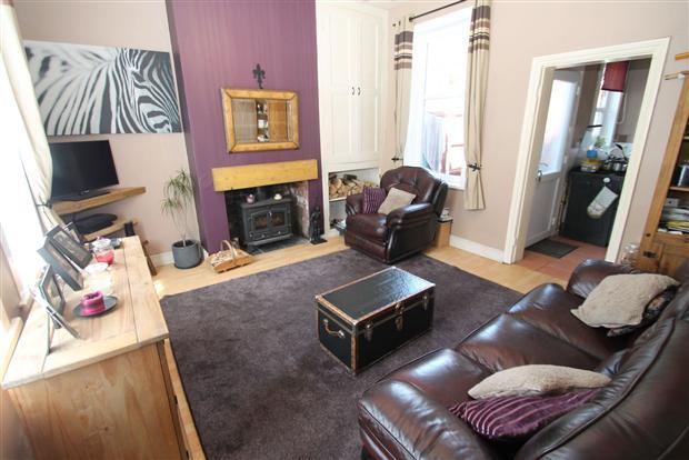 2 Bedrooms End Of Terrace House for sale in Drake Street, Lincoln