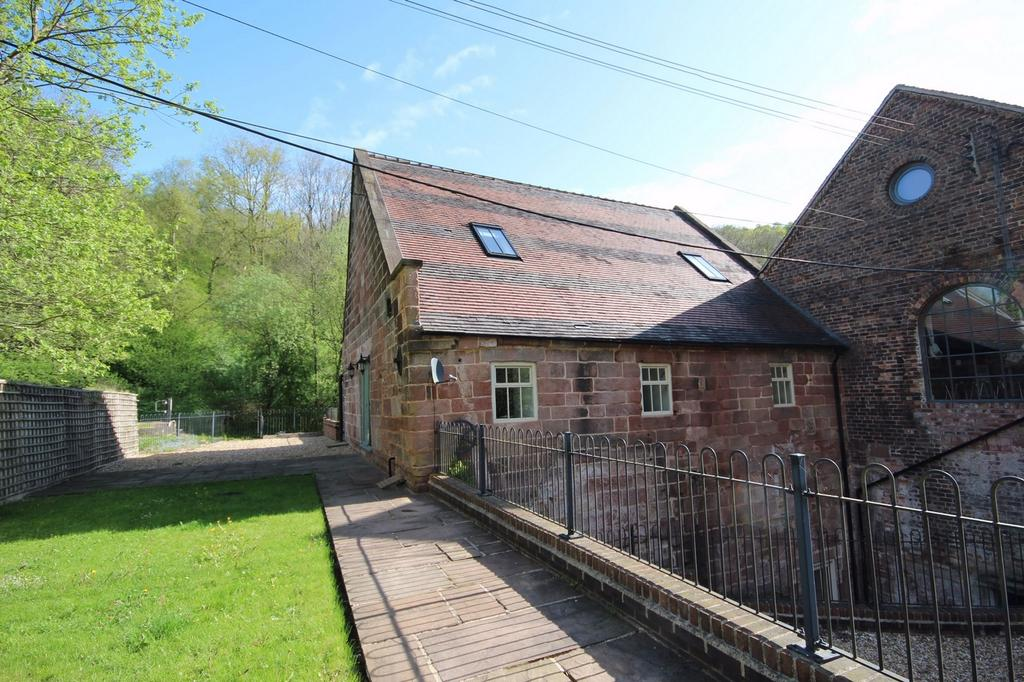 4 Bedrooms Cottage House for sale in Consall Forge, Wetley Rocks, Staffordshire