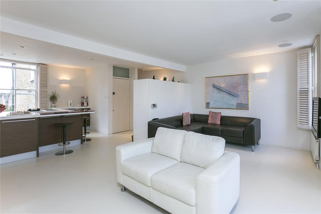 2 Bedrooms Flat for sale in Leathwaite Road, London, SW11