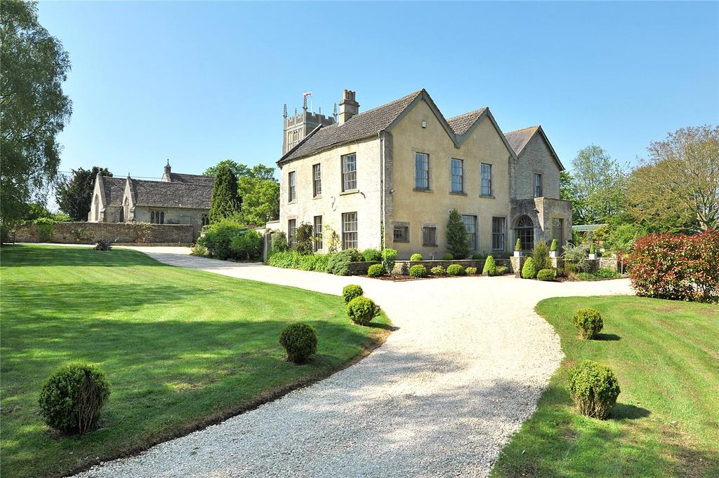 7 Bedrooms Detached House for sale in Burton, Chippenham, Wiltshire, SN14
