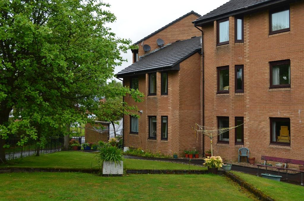 1 Bedroom Flat for rent in Crossveggate, Milngavie, East Dunbartonshire, G62 6RA