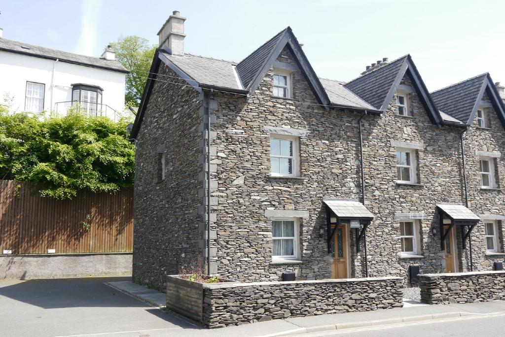 3 Bedrooms End Of Terrace House for sale in 1 Rolton Cottages, Lake Road, Ambleside, LA22 0DF