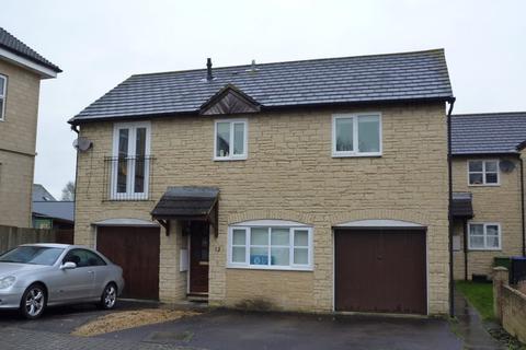 2 bedroom detached house to rent - DOVECOTE CLOSE, TROWBRIDGE