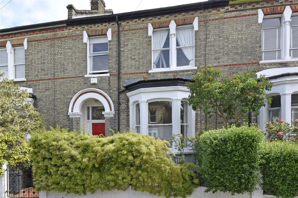 4 Bedrooms Terraced House for sale in Ramsden Road, Nightingale Triangle, London, SW12