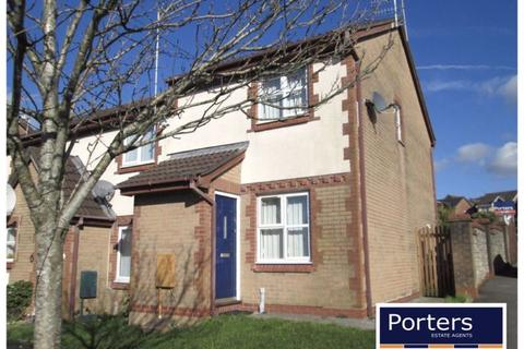 2 bedroom end of terrace house to rent - Maes Llan Kenfig Hill Bridgend CF33 6DX