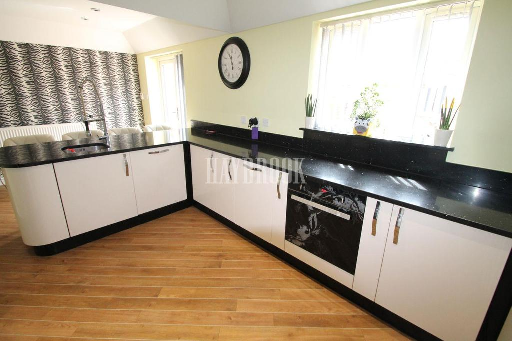 4 Bedrooms Semi Detached House for sale in Ingsfield Lane, Bolton-upon-dearne