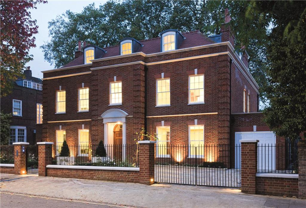 8 Bedrooms Detached House for sale in Acacia Road, St John's Wood, London, NW8