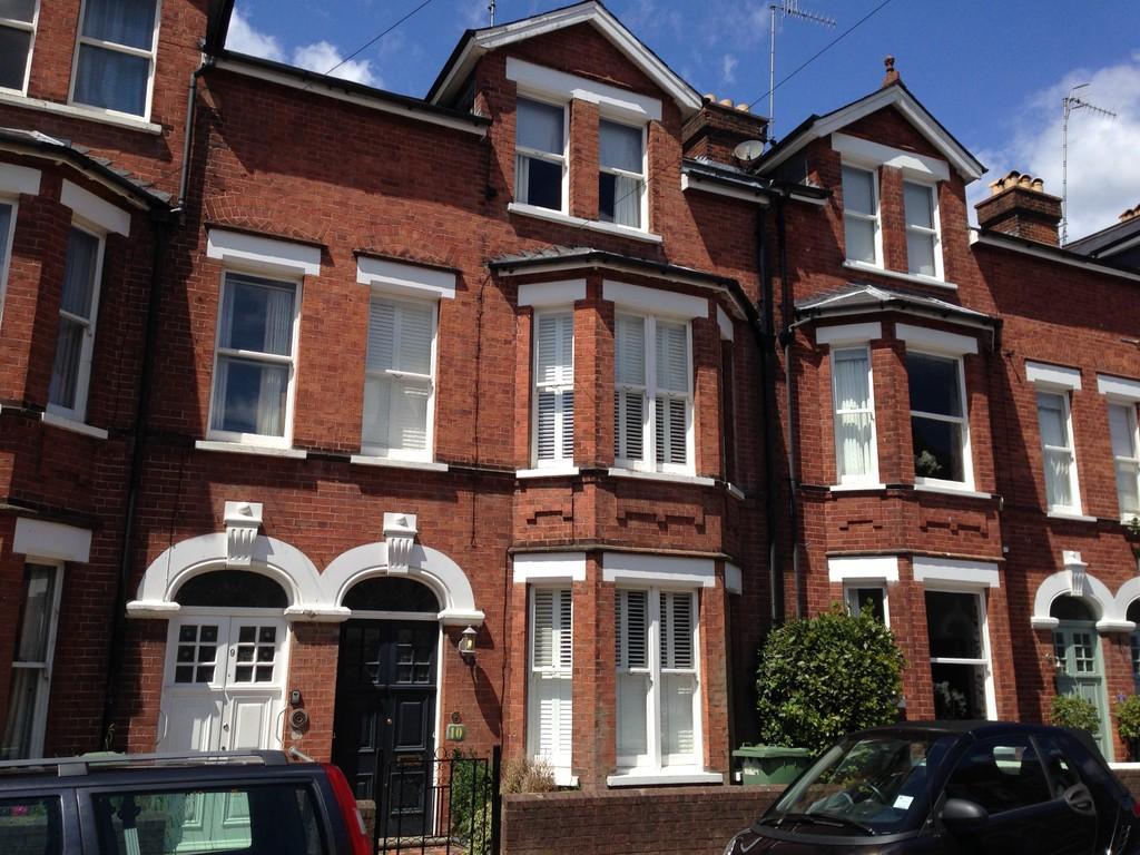 4 Bedrooms Terraced House for rent in Mountfield Gardens, TUNBRIDGE WELLS