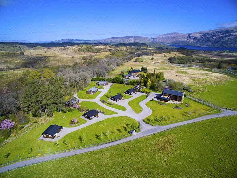 4 Bedrooms Detached House for sale in Airdeny Lodge Chalets, Taynuilt, Argyll, PA35