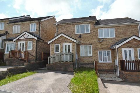 2 bedroom semi-detached house to rent - Pen Llwyn Broadlands Bridgend CF31 5AZ