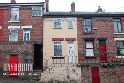 2 bedroom terraced house to rent - Crookesmoor S6
