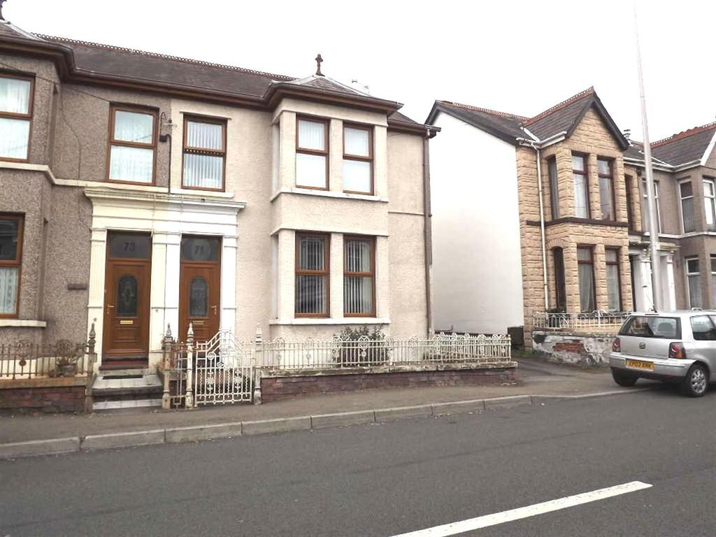 3 Bedrooms Semi Detached House for sale in College Street Ammanford
