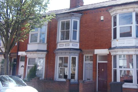 2 bedroom terraced house to rent - Cambridge Street, Leicester LE3