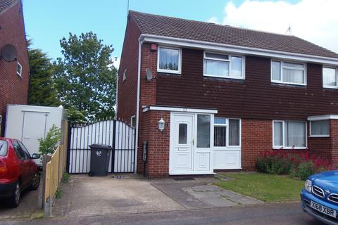 3 bedroom semi-detached house to rent - Gilbert Close, Rushey Mead, Leicester LE4