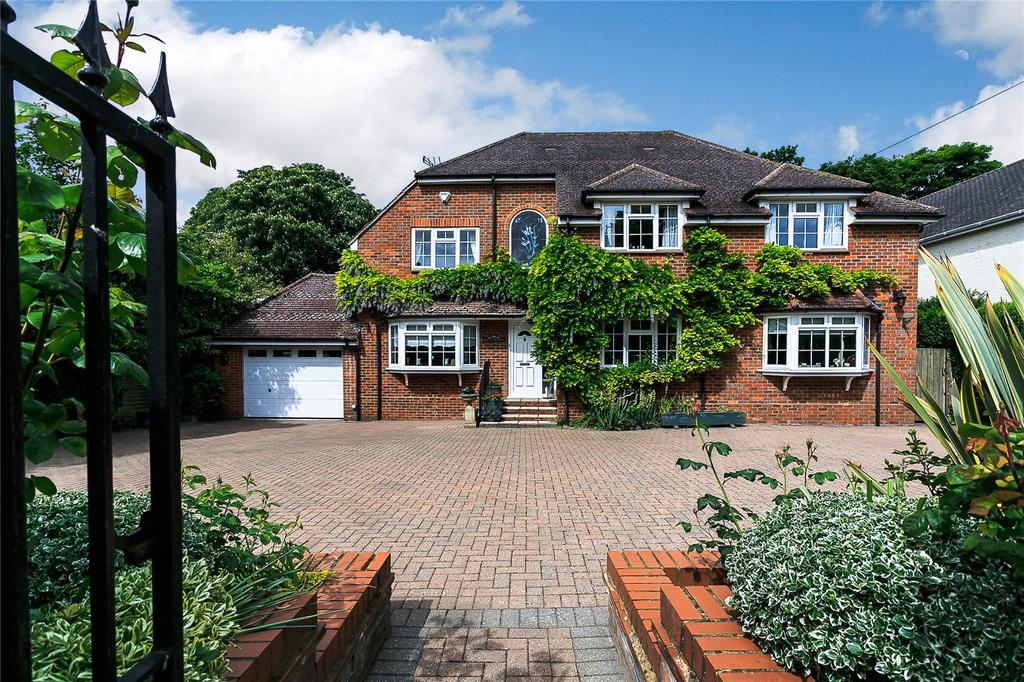 5 Bedrooms Detached House for sale in Boulters Lane, Maidenhead, Berkshire, SL6