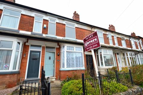 2 bedroom terraced house to rent - 58 May Lane, Kings Heath, B14 4AG
