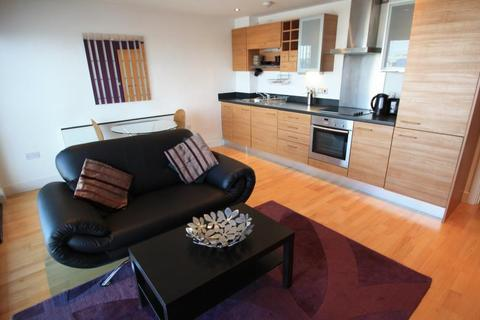 1 bedroom apartment to rent - LA SALLE, CHADWICK STREET, CLARENCE DOCK, LEEDS, LS10 1NH
