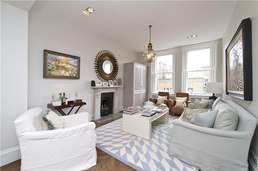 2 Bedrooms Flat for sale in Bassett Road, North Kensington W10