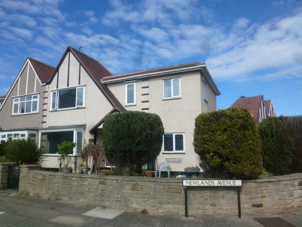4 Bedrooms Semi Detached House for sale in NEWLANDS AVENUE, PARK ROAD, HARTLEPOOL