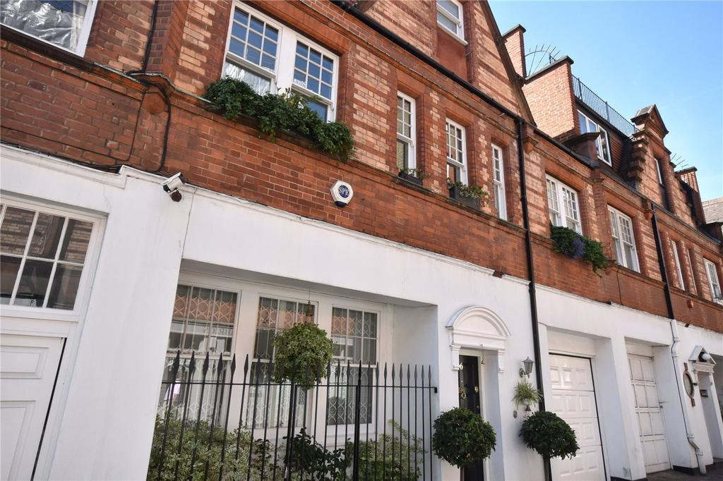 3 Bedrooms Terraced House for sale in Holbein Mews, Knightsbridge, London