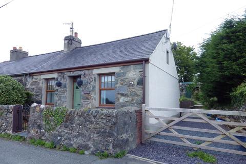 2 bedroom cottage to rent - Lon Llainffynnon, Groeslon