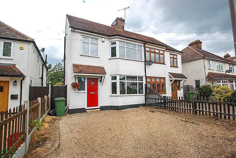 3 Bedrooms Semi Detached House for sale in Western Avenue, Brentwood, Essex, CM14