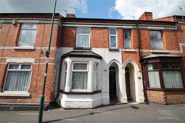 2 Bedrooms Terraced House for sale in Kentwood Road, Sneinton, Nottingham