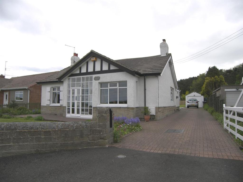 4 Bedrooms Detached Bungalow for sale in Cresswell Road, Cresswell, Morpeth